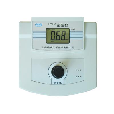 上海昕瑞SYL-2型二氧化氯测定仪