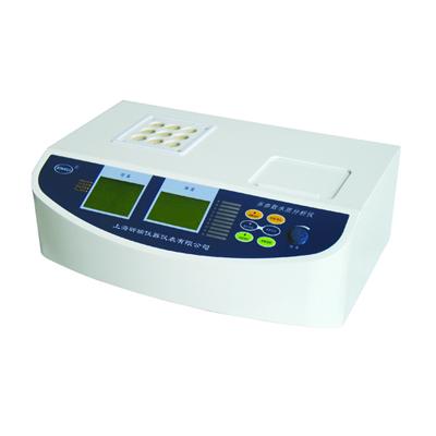 上海昕瑞DR5000型COD总磷氨氮浊度测定仪
