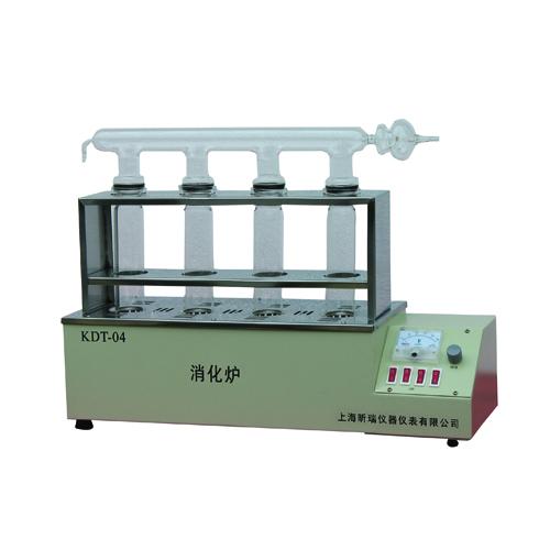 上海昕瑞KDN-08型消化炉
