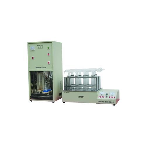 上海昕瑞KDN-2C型定氮仪(只含蒸馏器)